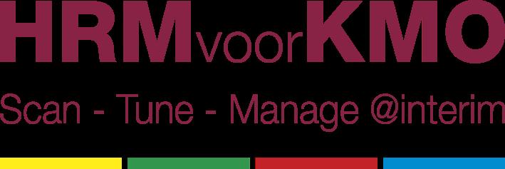 Logo HRM voor KMO